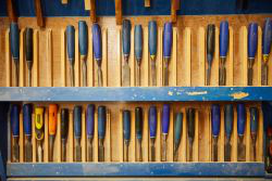 Carpentry and Joinery | City & Guilds Diploma in Bench Joinery | Level 2