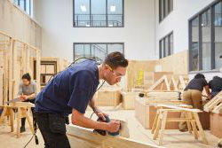 Carpentry & joinery | City & Guilds Diploma in Site Carpentry | Level 2